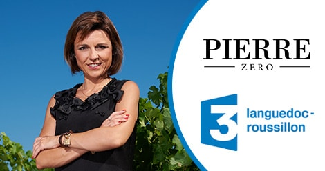 Les vins sans alcool Pierre Zéro sur France 3 Languedoc-Roussillon