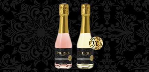 Pierre Zéro blanc et rosé débarque au format XS