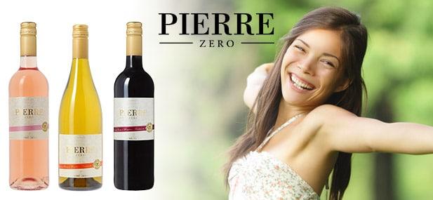 Pierre Zéro, une gamme sans alcool en teneur en sulfites quasi-nulle