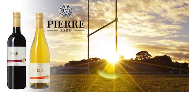 Pierre Zéro, le vin sans alcool des manifestations sportives