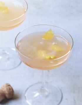 Recette champagne pamplemousse rose sans alcool