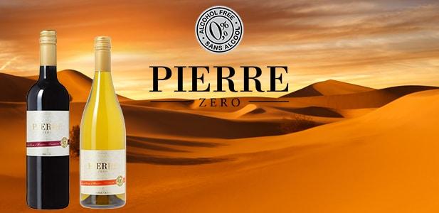 Pierre Zéro vous aide pendant le Dry January