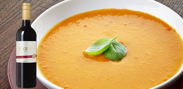 Recette de la soupe de légumes