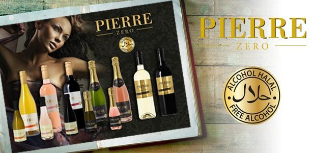 La gamme de vins sans alcool Pierre Zéro fête ses 5 ans
