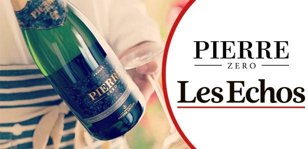 Les Echos – Vin sans alcool : Pierre Chavin s'attaque au marché français