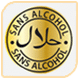 A HALAL certified range of non-alcoholic wines