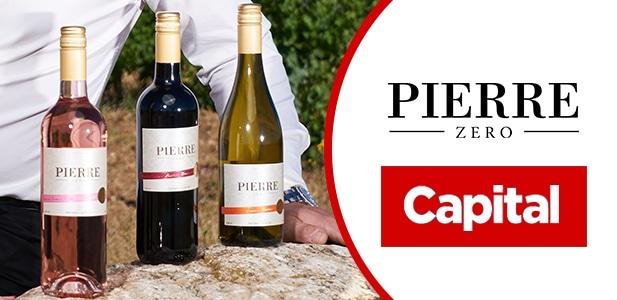 Capital – Pierre Chavin popularise le vin sans alcool à l'étranger