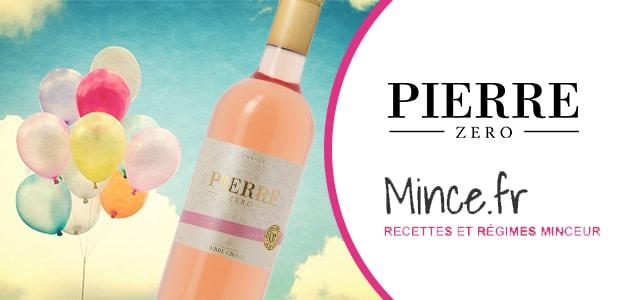Mince.fr - le vin sans alcool : 3 à 6 fois moins calorique qu'un vin traditionnel