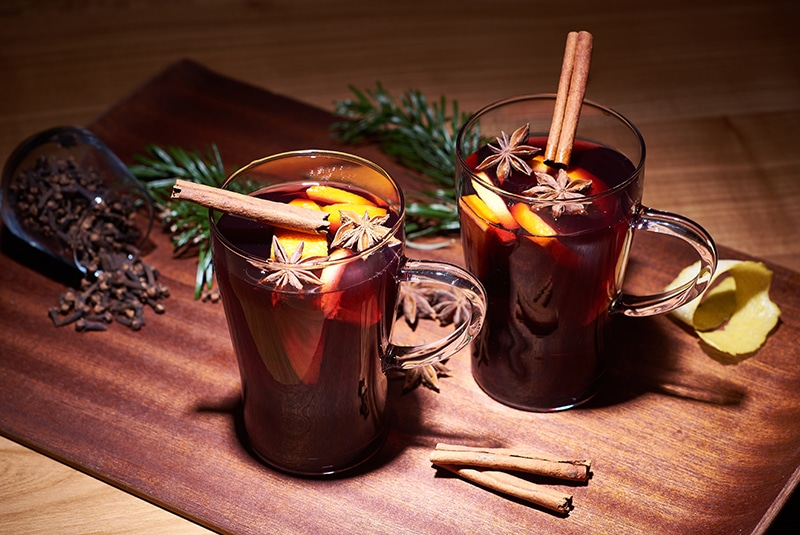 Cocktail Vin Chaud