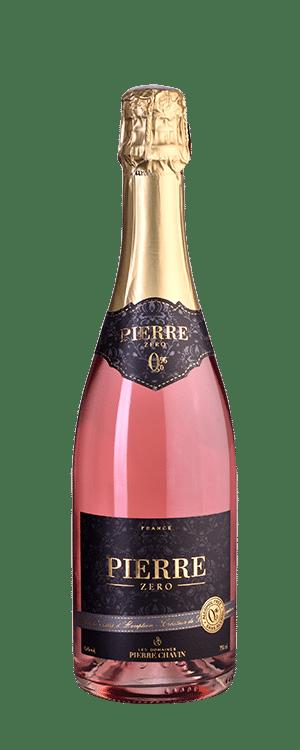 Pierre Zéro Effervescent Rosé